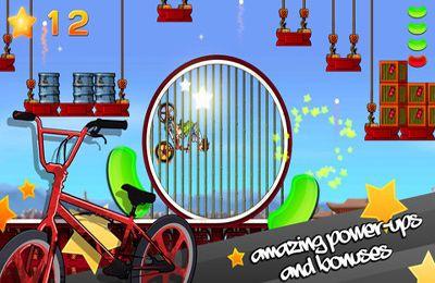 Arcade-Spiele: Lade BMX Jam auf dein Handy herunter