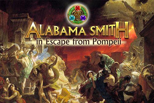 logo Alabama Smith in Die Flucht aus Pompeii
