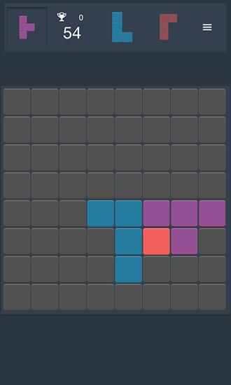 Quadromino: No rush puzzle für Android