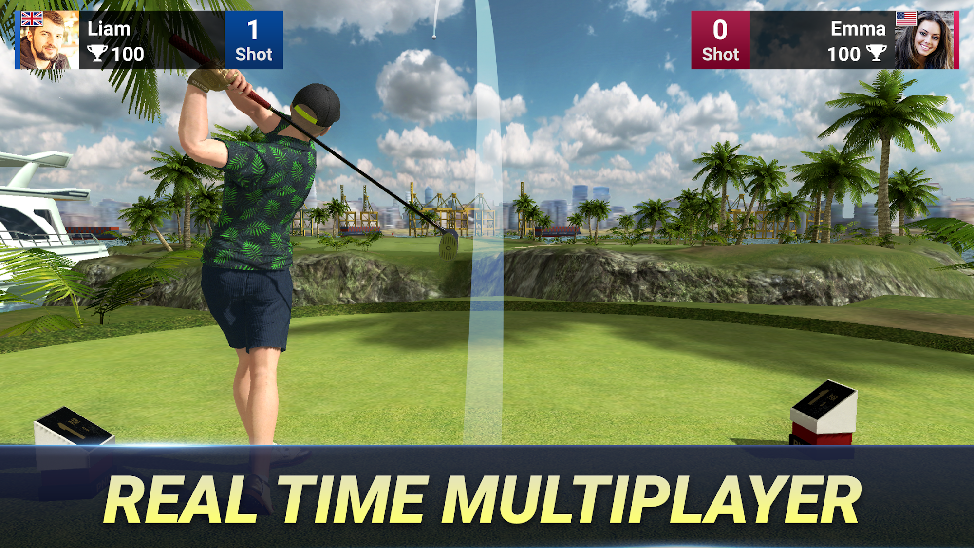 Golf King - World Tour for Android