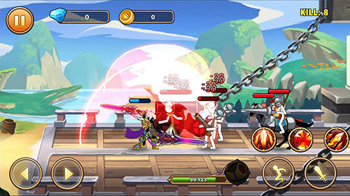 I am warrior screenshot 1