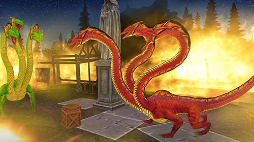 Hydra snake simulator 3D auf Deutsch