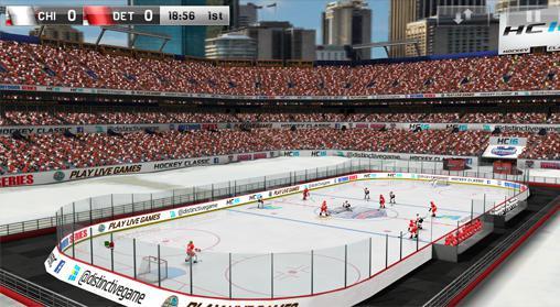 Matt Duchene's: Klassisches Hockey für iPhone