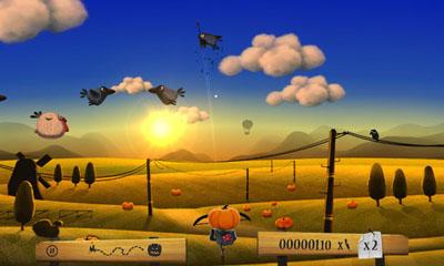 Arcade Shoot the Birds für das Smartphone