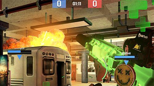 Action strike online: Elite shooter für Android
