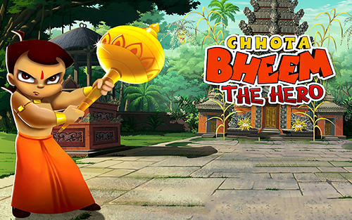 Chhota Bheem: The hero captura de pantalla 1