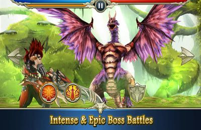 Fighting games: download Monster Blade to your phone