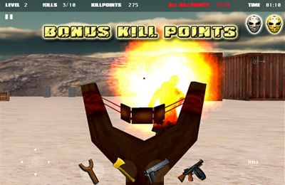 Arcade-Spiele: Lade Jason gegen Zombies auf dein Handy herunter