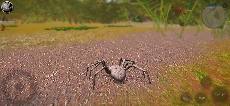 Ultimate Spider Simulator 2 スクリーンショット1