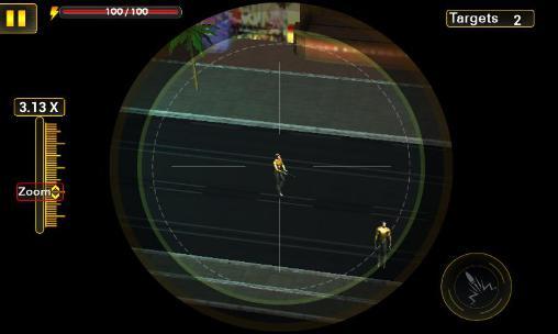 Frontier target sniper для Android