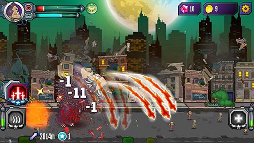 Mutant rampage für Android