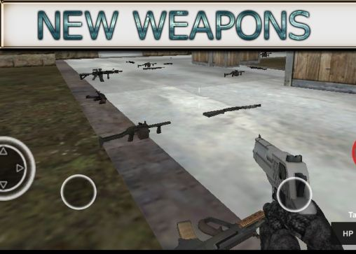 Modern assault multiplayer para Android