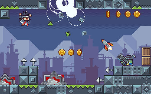 Gravity dash: Runner game for Android