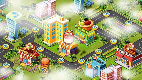 Arcade-Spiele Burger tycoon für das Smartphone