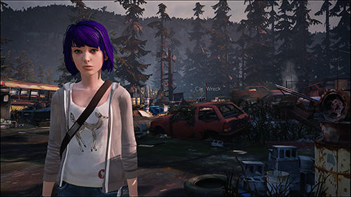 Life is strange for Android