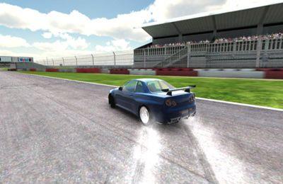 CarX demo - Rennvund Drift Simulator für iPhone