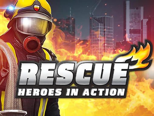 Rescue: Heroes in action captura de tela 1