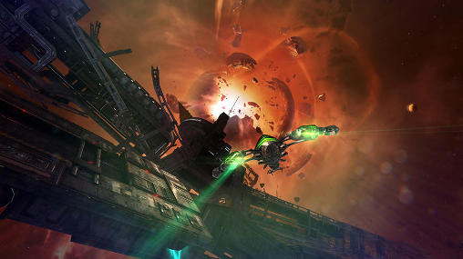 Galaxy on fire 3: Manticore для Android