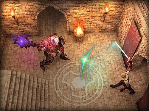 RPG Castle escape mission 2016 für das Smartphone