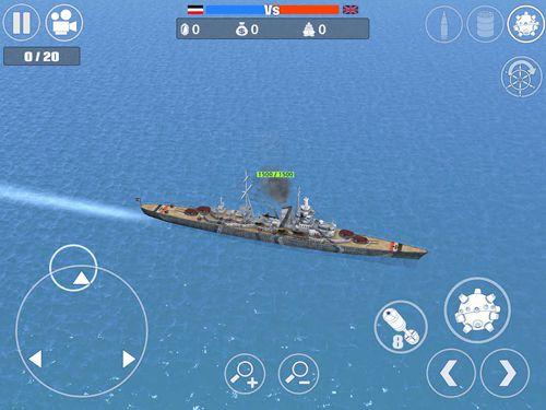 Вторая мировая война: Битва за Атлантику для iPhone бесплатно