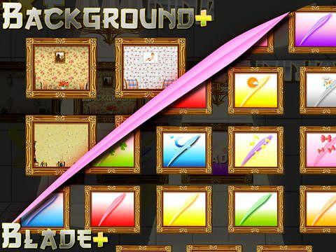Arcade-Spiele: Lade Kuchen Ninja auf dein Handy herunter