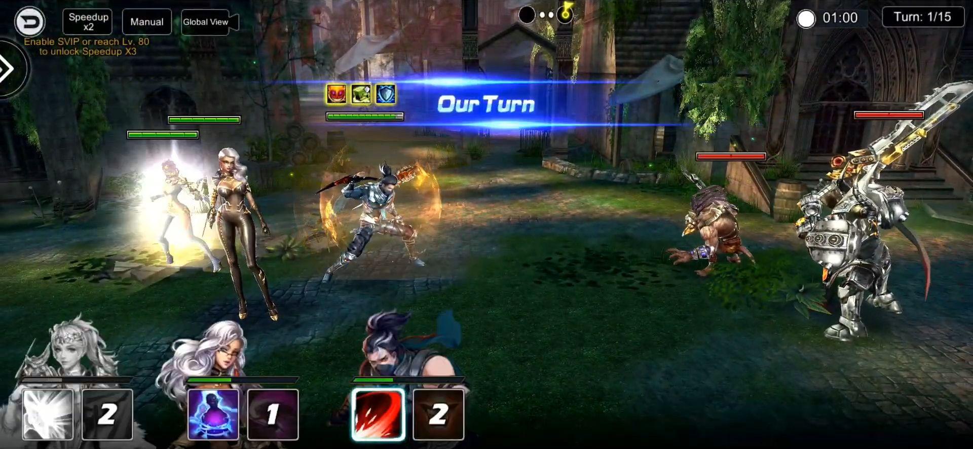 Deity Arena Mobile para Android