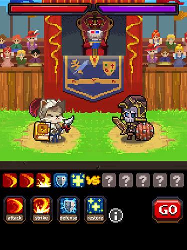 Warriors' market mayhem für Android