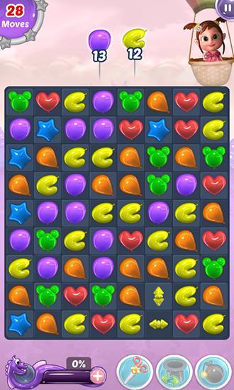 Paradis de boules pour Android
