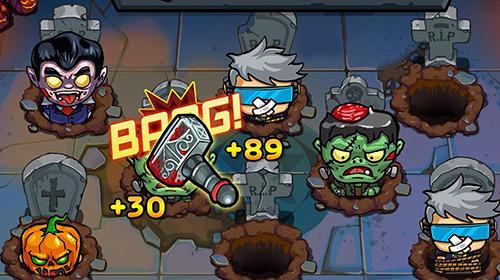 Zombie survival: Game of dead Screenshot