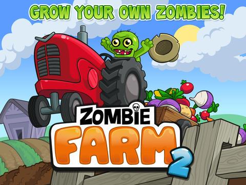 logo Granja de zombie 2