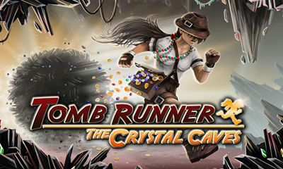 Tomb Runner: The Crystal Caves icon