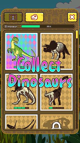 Banatoon 2: Jurassic world! capture d'écran