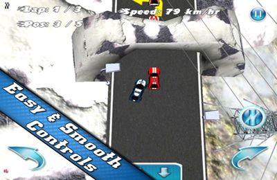 Racing games: download Furious Race to your phone