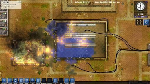 Prison architect para Android