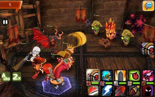 RPG-Spiele Hello, hero für das Smartphone