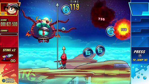 Arcade-Spiele: Lade Pang Abenteuer auf dein Handy herunter