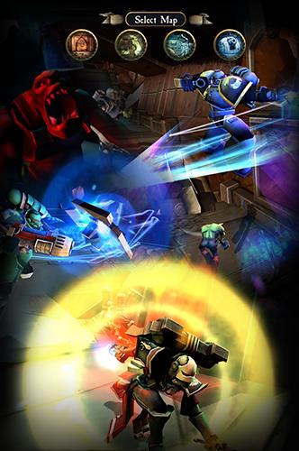 Jogos de tiro Warhammer 40000: Carnage champions em portugues
