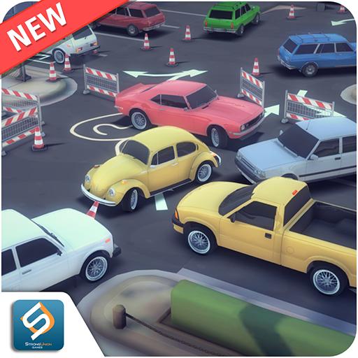 アイコン Parking: Revolution Car Zone Pro