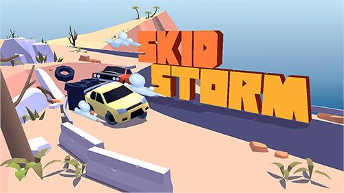 Skidstorm screenshot 1