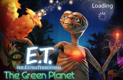 logo E.T.: Grüner Planet