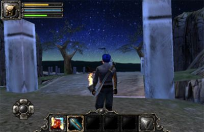 Aralon: Sword and Shadow for iPhone