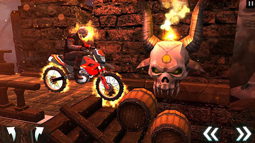 Ghost ride 3D: Season 3 для Android