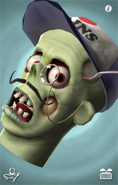 Pégale al zombie en español