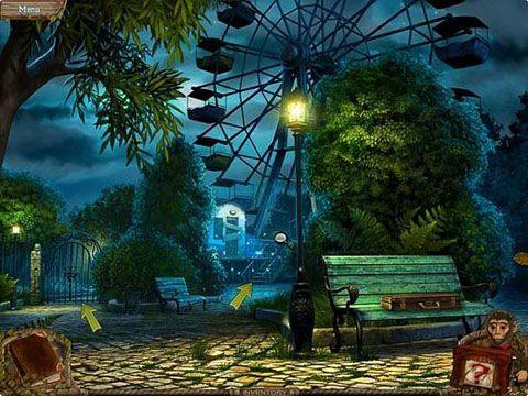 Weird park 2: Scary tales Screenshot