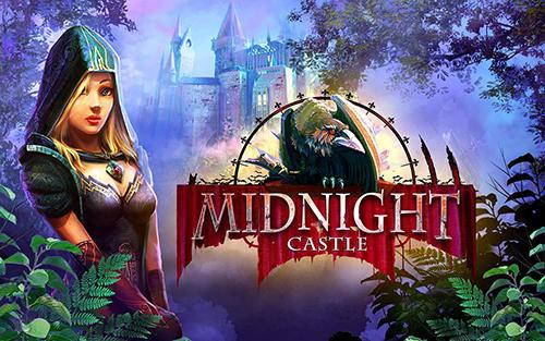Midnight castle: Hidden object screenshot 1