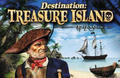 логотип Пункт назначения: Остров сокровищ