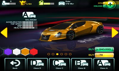 Blur overdrive screenshot 2