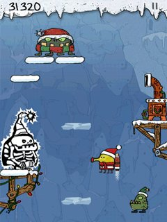 Doodle Jump Christmas for Android