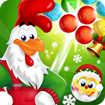 Farm bubbles: Bubble shooter puzzle game icône