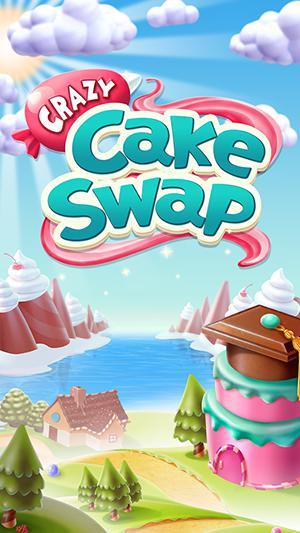 Crazy cake swap скриншот 1